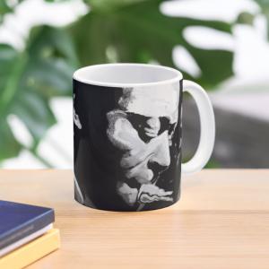 Miles Davis-Trumpet and All That Jazz Music Legend Mug
