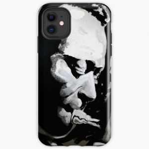 Miles Davis-Trumpet and All That Jazz Music Legend iPhone Case & Cover