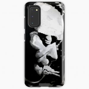 Miles Davis-Trumpet and All That Jazz Music Legend Case & Skin for Samsung Galaxy